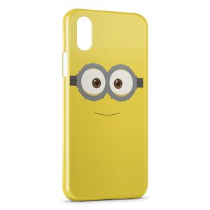 Coque iPhone X & XS Minion