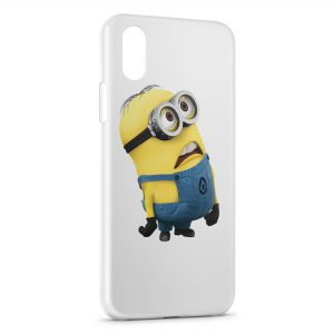 Coque iPhone X & XS Minion 9