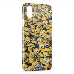 Coque iPhone X & XS Minions 41