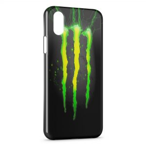 Coque iPhone X & XS Monster 2
