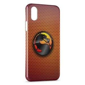 Coque iPhone X & XS Mortal Kombat 2
