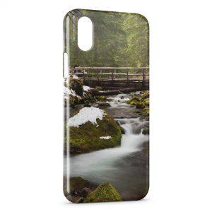 Coque iPhone X & XS Nature 2