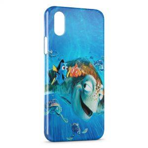 Coque iPhone X & XS Nemo