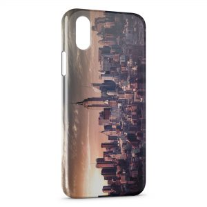 Coque iPhone X & XS New York 2