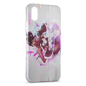 Coque iPhone X & XS Nicki Minaj2