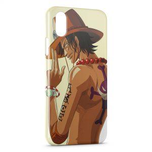Coque iPhone X & XS One Piece