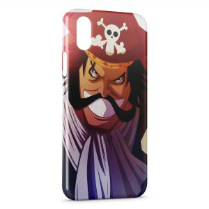 Coque iPhone X & XS One Piece Manga 13
