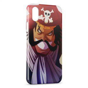 Coque iPhone X & XS One Piece Manga 13
