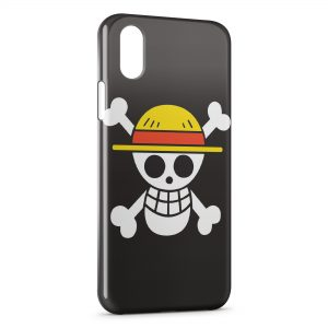 Coque iPhone X & XS One Piece Manga 17