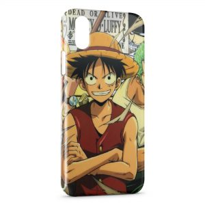Coque iPhone X & XS One Piece Manga 20