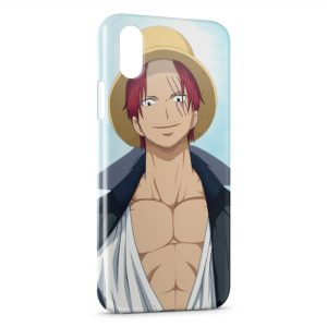Coque iPhone X & XS One Piece Manga 24