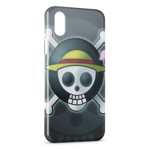 Coque iPhone X & XS One Piece Manga 27