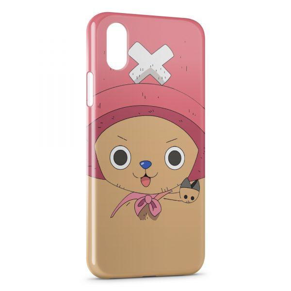 Coque iPhone X & XS One Piece Manga 29
