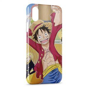 Coque iPhone X & XS One Piece Manga 31