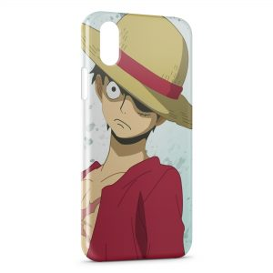 Coque iPhone X & XS One Piece Manga 35