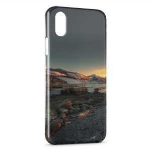 Coque iPhone X & XS Paysage 7