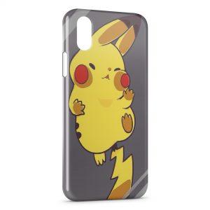 Coque iPhone X & XS Pikachu Pokemon 2