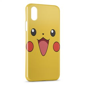 Coque iPhone X & XS Pikachu2
