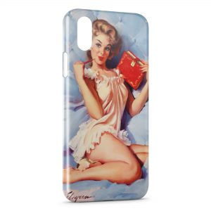 Coque iPhone X & XS Pin up 2