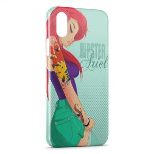 Coque iPhone X & XS Pin up Ariel
