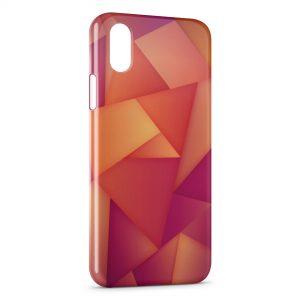 Coque iPhone X & XS Pixel Design