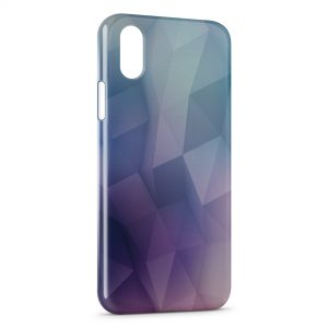 Coque iPhone X & XS Pixel Design2