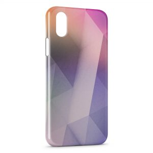 Coque iPhone X & XS Pixel Design5