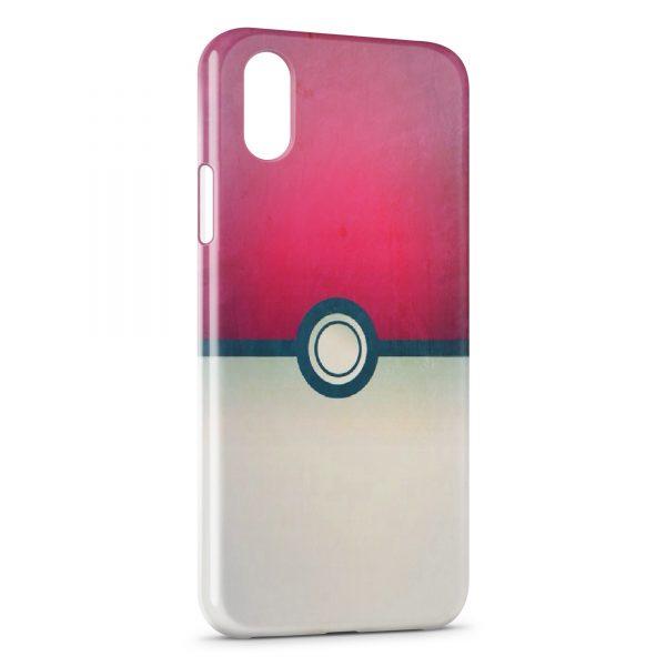 coque iphone x pokemon