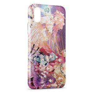 Coque iPhone X & XS Puella Magi Madoka Magica Manga 4