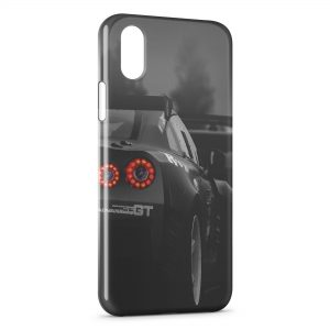 Coque iPhone X & XS Racing GT voiture