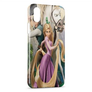 Coque iPhone X & XS Raiponce Flynn Maximus 2