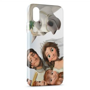 Coque iPhone X & XS Raiponce Fynn Maximus Pascal