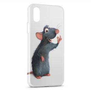 Coque iPhone X & XS Ratatouille