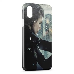 Coque iPhone X & XS Resident Evil
