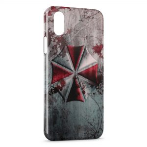 Coque iPhone X & XS Resident Evil Jeu 2