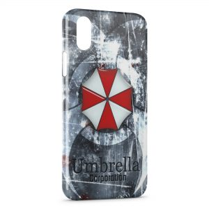 Coque iPhone X & XS Resident Evil Jeu 3