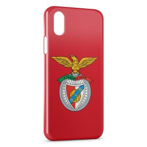 Coque iPhone X & XS SL Benfica Portugal Football 2