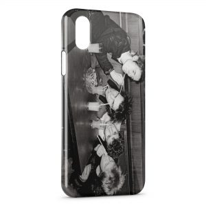Coque iPhone X & XS Sex Pistols 2