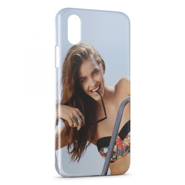 Coque iPhone X & XS Sexy Girl 15