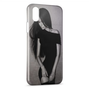 Coque iPhone X & XS Sexy Girl 23