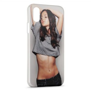 Coque iPhone X & XS Sexy Girl 25