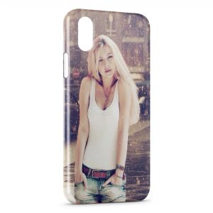 Coque iPhone X & XS Sexy Girl 27