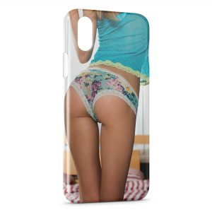Coque iPhone X & XS Sexy Girl 31