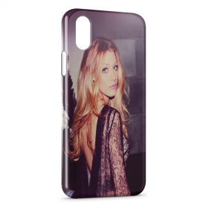 Coque iPhone X & XS Sexy Girl 32