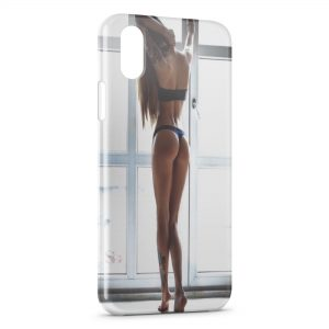 Coque iPhone X & XS Sexy Girl 44