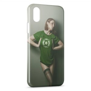 Coque iPhone X & XS Sexy Girl Comics