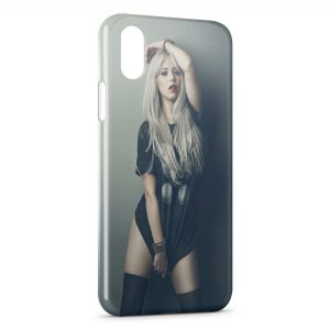 Coque iPhone X & XS Sexy Girl Comics 3