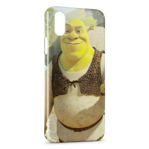 Coque iPhone X & XS Shrek 2