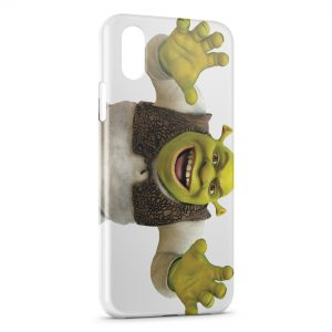 Coque iPhone X & XS Shrek Dessins animés