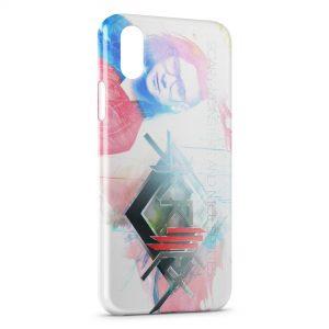 Coque iPhone X & XS Skrillex